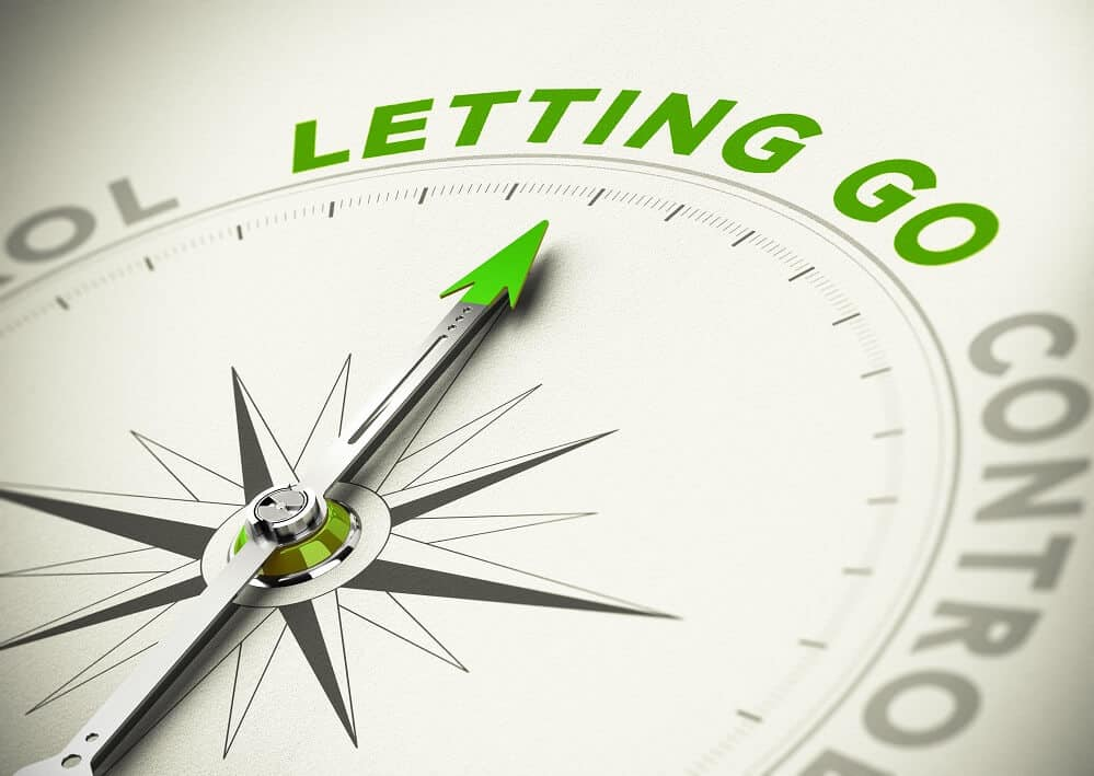 steps to letting go of the past