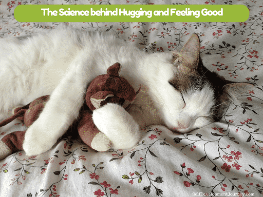 The Science behind Hugging and Feeling Good