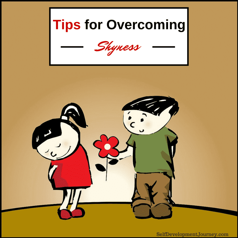 Tips for Overcoming Shyness