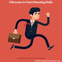 5 Reasons to Start Running Daily