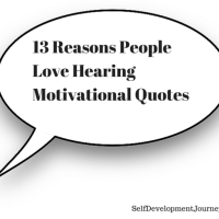 13 Reasons People Love Hearing Motivational Quotes