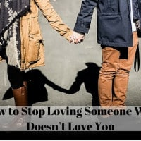 How to Stop Loving Someone Who Doesn't Love You_