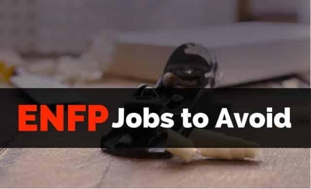 ENFP Jobs to Avoid Carpenter
