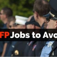 ESFP Jobs to Avoid Law Enforcement Police