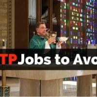 ESTP Jobs to Avoid Clergyman